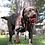 Thumbnail: Kong Wavz BunjiBall Dog Toy.