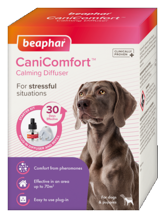 Cani Comfort Calming Diffuser. 30 day pack