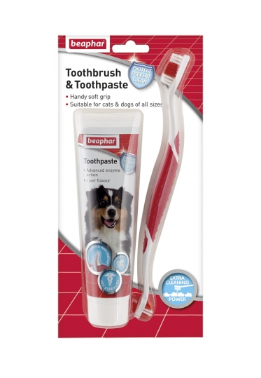 BeapharDental Kit for Cats & Dogs