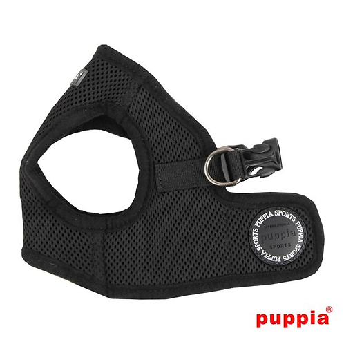 Puppia Soft Vest Harness Black. Price from