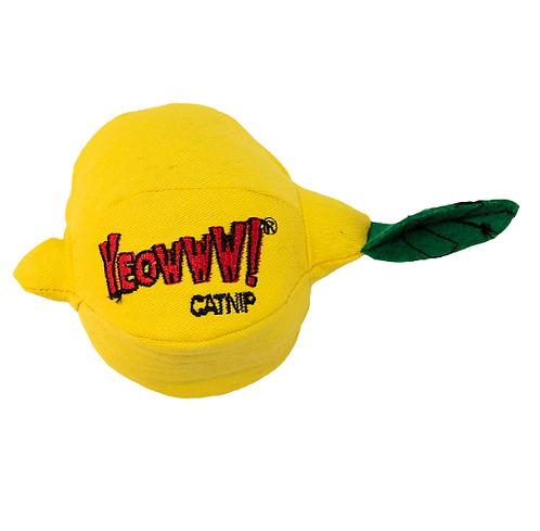 YEOWWW! Sour Puss Catnip Lemon