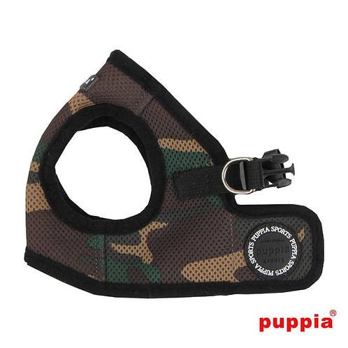 Puppia Soft Vest Harness Camo. Price from