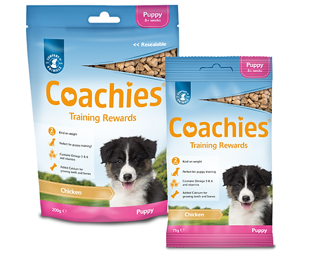 Coachies Puppy Training Rewards