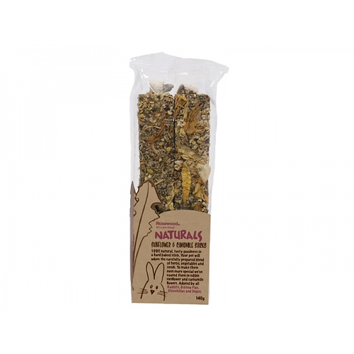 Naturals Sunflower & Chamomile Sticks