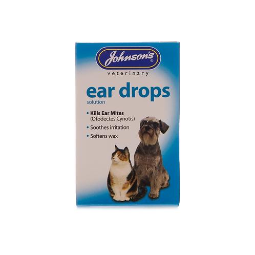 Johnson's Ear Drops