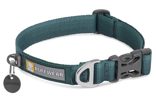 RUFFWEAR FRONT RANGE™ DOG COLLAR Tumalo Teal.