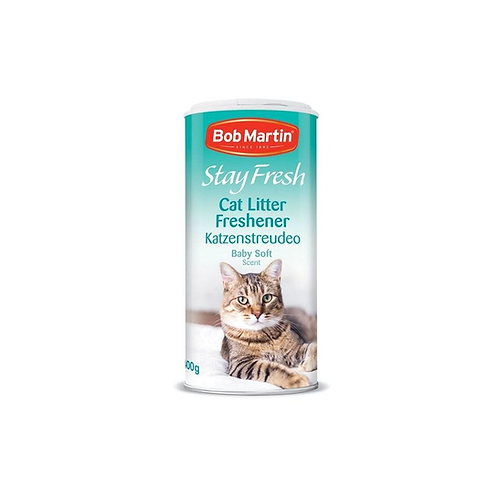 Stay Fresh Cat Litter Freshener