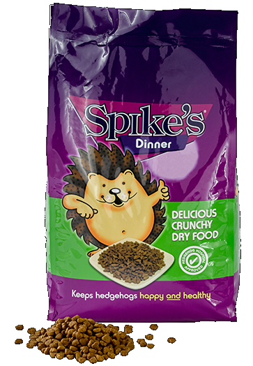 Spike's Dinner Crunchy Dry Food. 650g, 2.5kg. Price from
