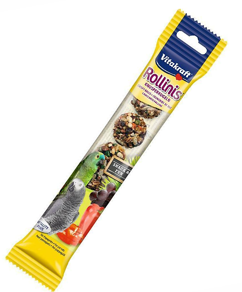Vitakraft Parrot Rollinis Treats 40g