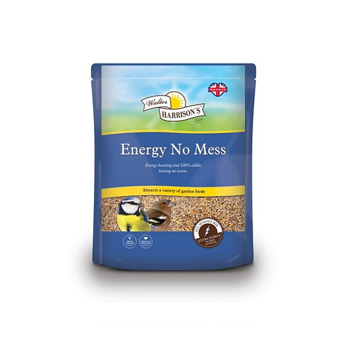 Energy No Mess Wild Bird Mix  2kg