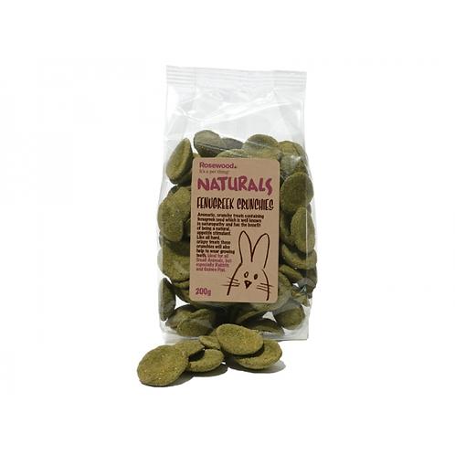 Naturals Fenugreek Crunchies 200g