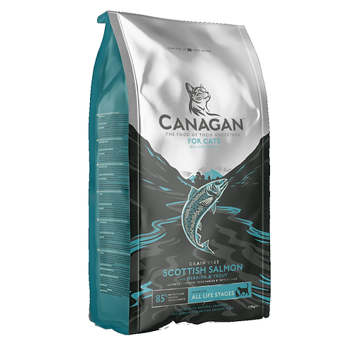 Canagan Scottish Salmon 375g, 1.5kg, 4kg, 8kg Price From