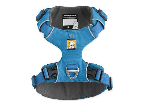 RuffWear FrontRange Dog Harness Blue Dusk