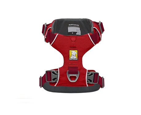 RuffWear FrontRange Dog Harness Red Sumac