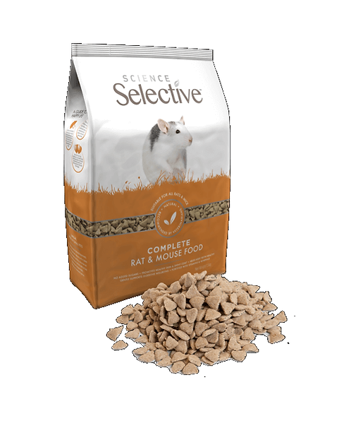 Science Selective Rat & Mouse 1.5kg