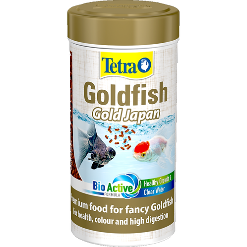 Tetra Goldfish Gold Japan 55g