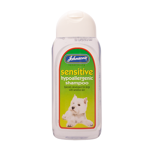 Sensitive Hypo-allergenic Shampoo 200ml