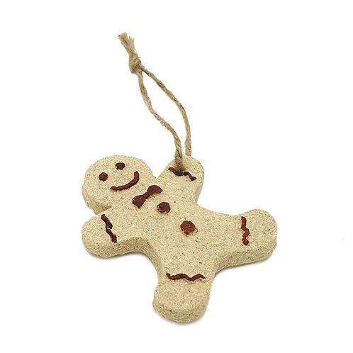Boredom Breaker Gnawable Gingerbread Man
