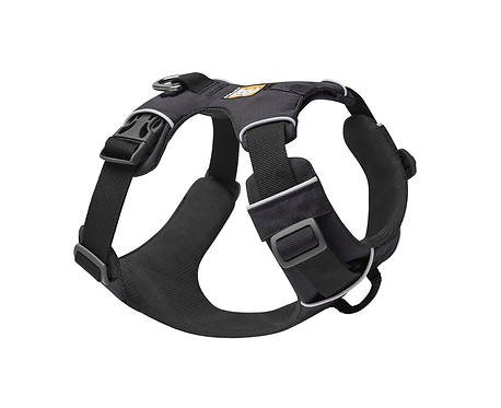 RuffWear FrontRange Dog Harness Twilight Grey