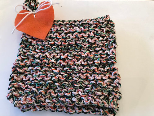 Knitted Potholders