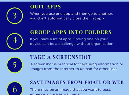 10 Things Tech Savvy People Know How to Do with Mobile Devices That Other  People Don't (iOS version