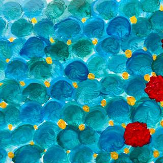Juggling Roses