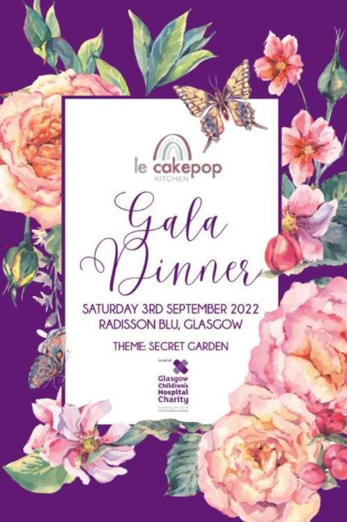 Le CakePop Kitchen Annual Gala 2022