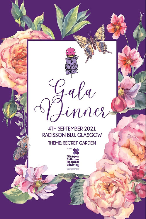 Group Gala 2021 Reservation