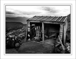 Cabane en Ecosse