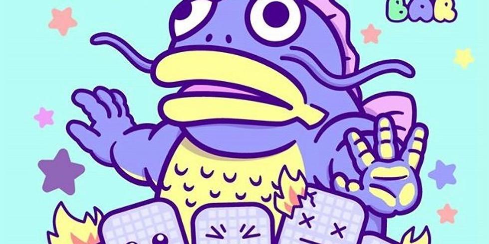 ArtBar: The Kaiju Show