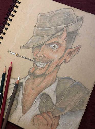 Devil in a Jounty Hat