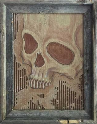 Ristic Skull