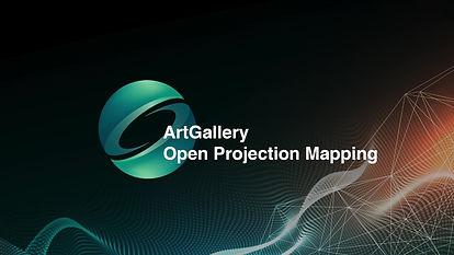 SA2020]ArtGallery_OpenProjectionMapping_