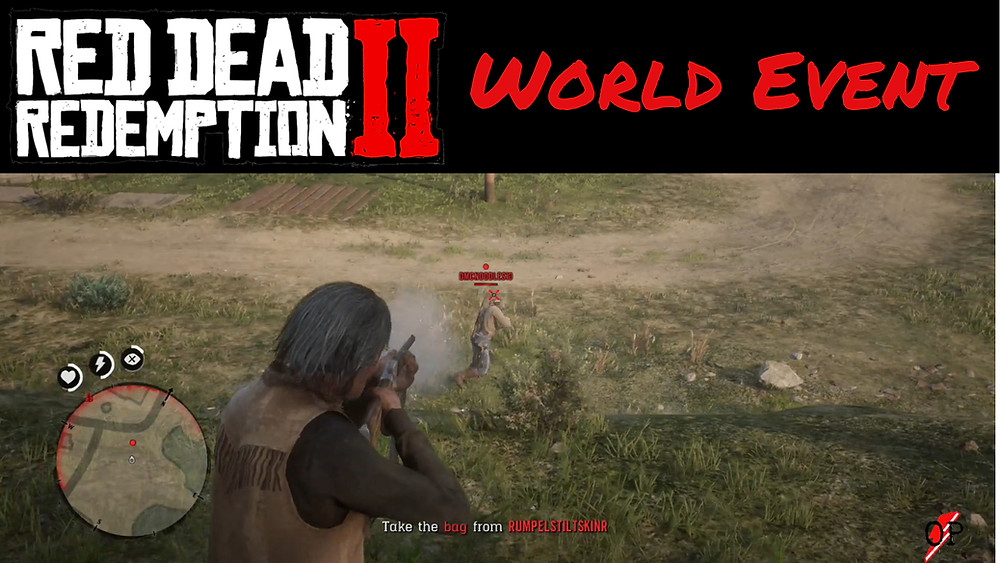 RED DEAD 2 ONLINE World Event - Cold Dead Hands