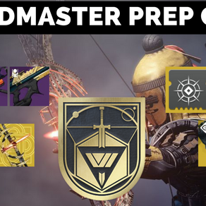 Grandmaster Nightfall Prep Guide | Best Season of the Chosen Weapons To Use | Grandmaster Builds