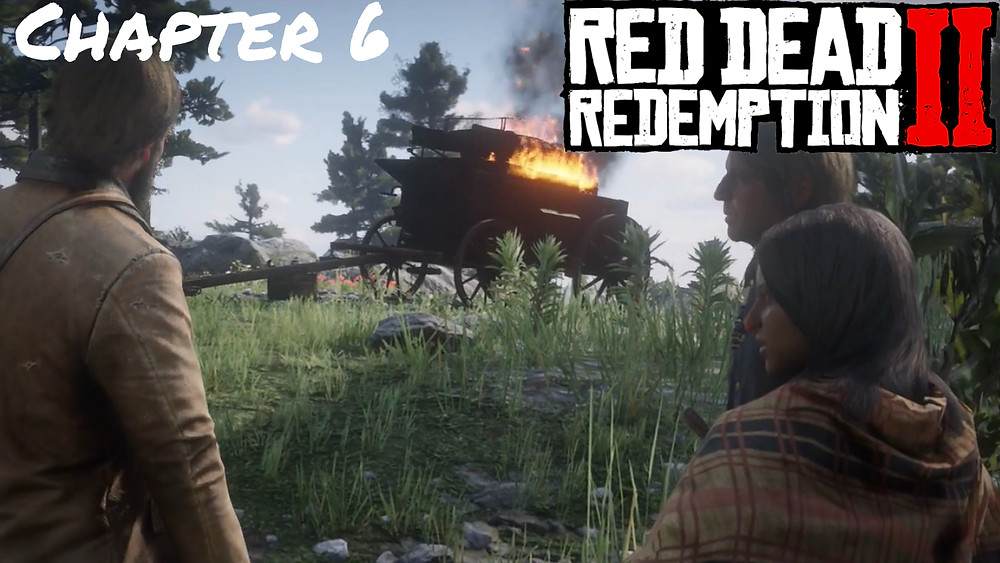 red dead redemption 2 chapter 6 side quests