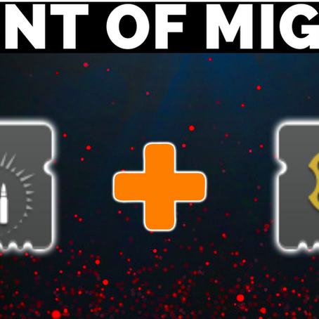 FONT OF MIGHT   The Small But Stackable Damage Buff   Font of Might Mod Damage & What It Stacks With