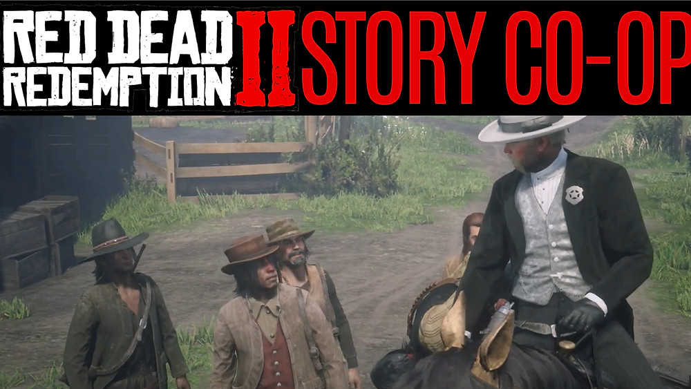 RED DEAD 2 Online Mission, Highly Illegal and Highly Moral