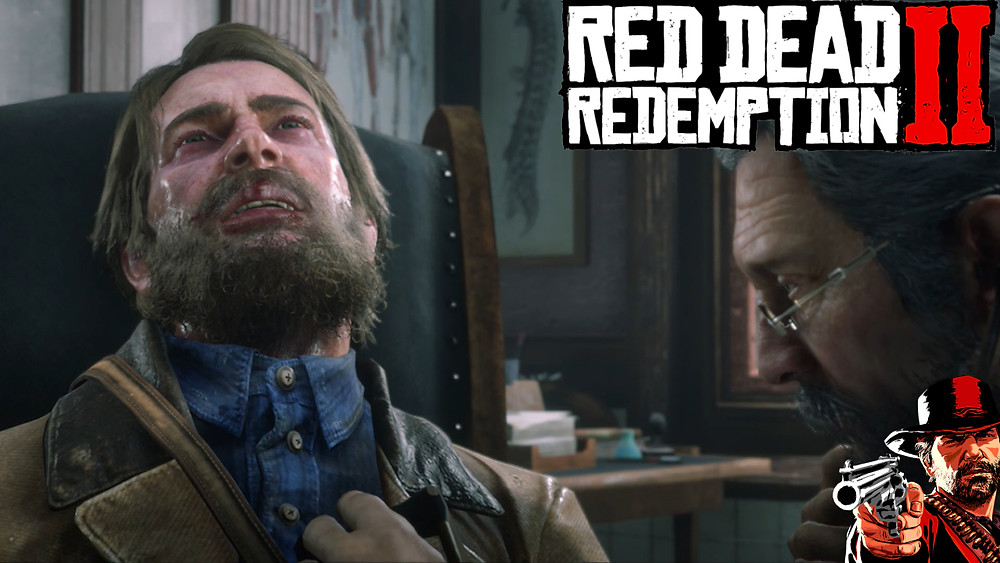 red dead redemption 2 chapter 5 tuberculosis is arthur dying?