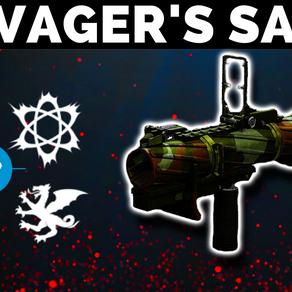 Destiny 2 SALVAGER'S SALVO | Best PVE Legendary Grenade Launcher! How To Get Salvager's Salvo Fast