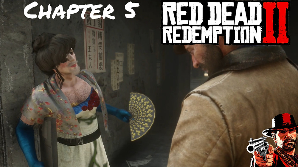 red dead redemption 2 chapter 5 the artists way