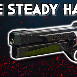 THE STEADY HAND | The 2 TAP Beast! Iron Banner Hand Cannon | The Steady Hand God Roll Review