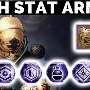 FINALLY! Prismatic Recaster Armor Is AWESOME | How To Get High Stat Armor In Season of the Chosen