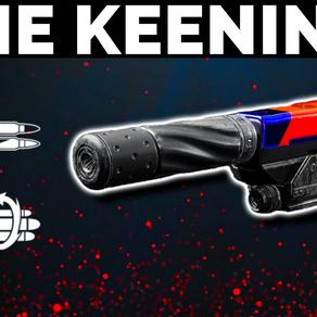 Destiny 2 THE KEENING | Season of the Chosen Crucible Sidearm God Roll Review
