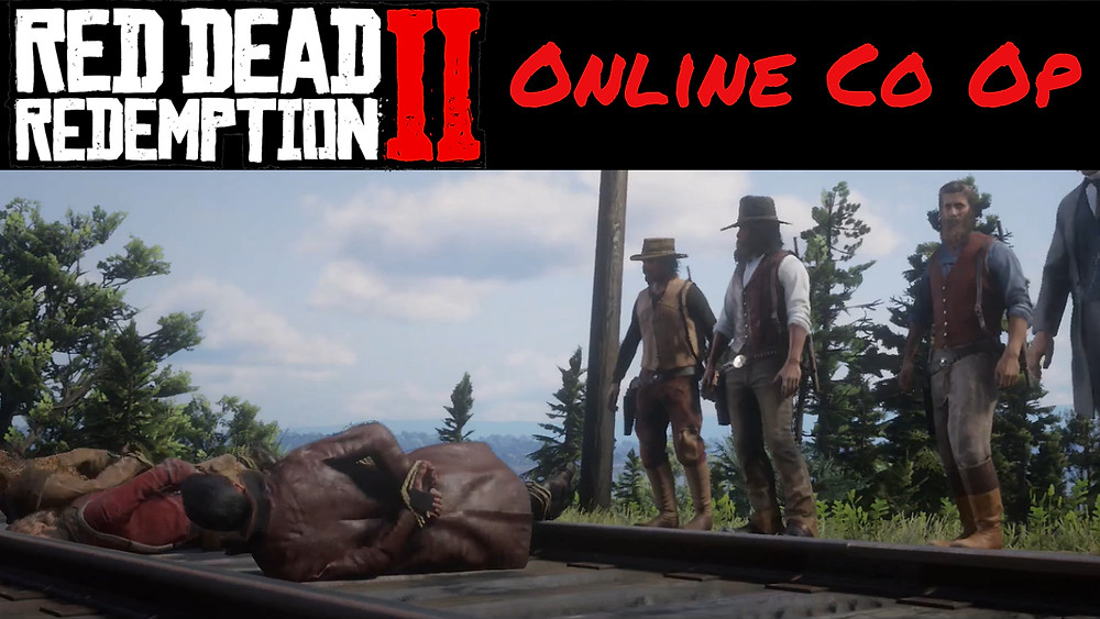 Red Dead Redemption 2 ONLINE Beta, Love and Honor, If The Hat Fits..., The Right Side Of The Tracks