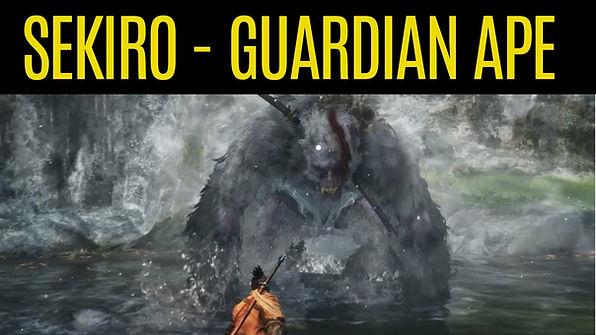 SEKIRO-Guardian-Ape-Headless-Ape-How-To-