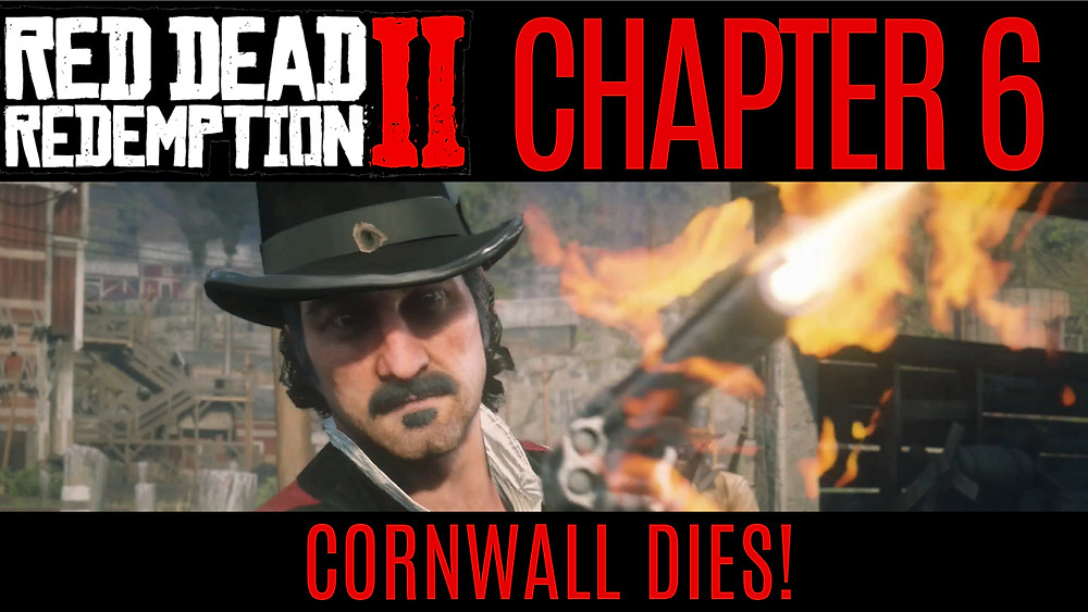 RED DEAD REDEMPTION 2 Chapter 6 - Just A Social Call