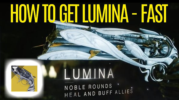 How_to_Get Lumina_Fast, The New Exotic H