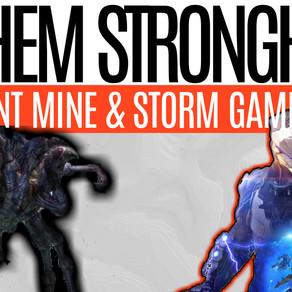 ANTHEM - Stronghold, Tyrant Mine, Storm Gameplay