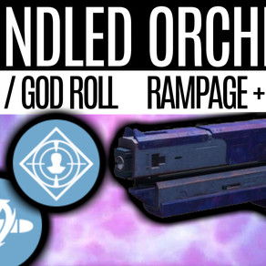 DESTINY 2 - Kindled Orchid Curated / God Roll Gameplay & DPS